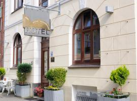A picture of the hotel: Hotel zur alten Stadtmauer