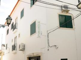 Hotel photo: Hotel A Cegonha