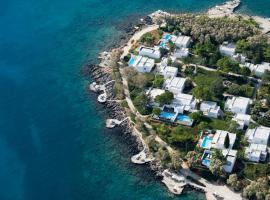 Hotel photo: Minos Beach Art Hotel