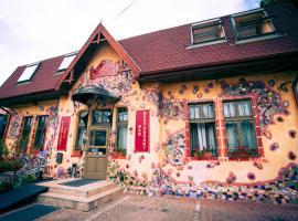 Hotel near Romania