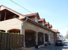 Hotel fotoğraf: Sabbia Ristorante - Reštaurácia a Ubytovanie Prievidza