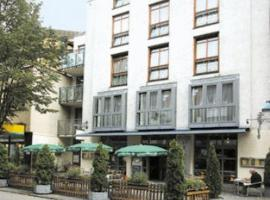A picture of the hotel: Stadthotel Weinsberg