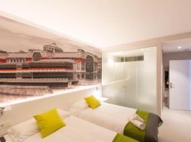 Foto di Hotel: Bilbao City Rooms