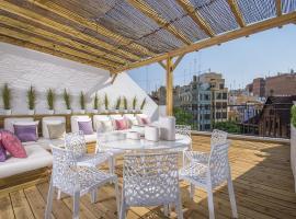酒店照片: Valencia Luxury Central Market
