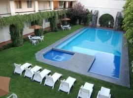 Hotel near Сан-Луїс-Потосі