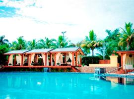 Hotel near Suriname