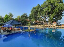Hotel photo: Puri Saron Hotel Seminyak