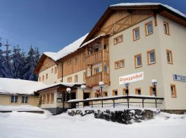 Hotel photo: Roseggerhof
