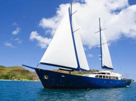 A picture of the hotel: 7-night cruise in the Seychelles aboard Sea Bird and Sea Star - Silhouette Cruises