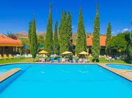 Hotel photo: Hotel Los Parrales