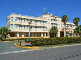 A picture of the hotel: Courtyard Aguadilla