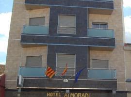 Hotel fotoğraf: Hotel Almoradi