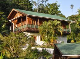 酒店照片: Castara Villas