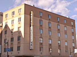 Hotel photo: Hotel le Roberval