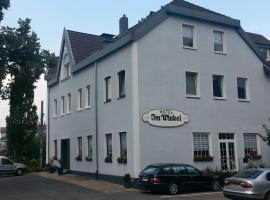 A picture of the hotel: Hotel Im Winkel