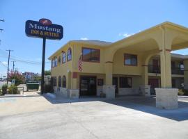 Hotel photo: Mustang Inn and Suites