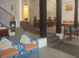 Hotel near Sri Dźajawardanapura Kotte