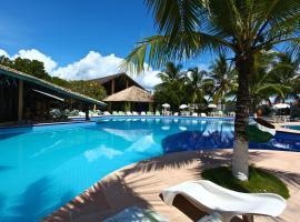 Hotel photo: Capitania Praia Hotel