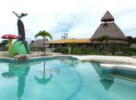 Ξενοδοχείο φωτογραφία: Hotel La Casa de Nery La Ceiba