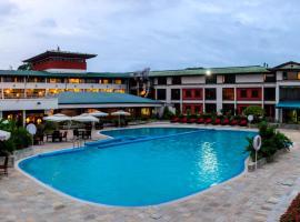 Hotel near Kathmandu