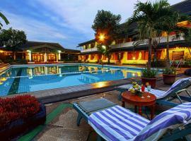 מלון צילום: Kusuma Sahid Prince Hotel Solo