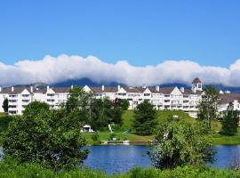 Hotel photo: Manoir des Sables Hôtel & Golf