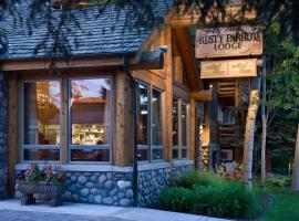 Hotel photo: The Rusty Parrot Lodge and Spa