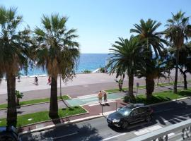 Hotel photo: Apartment - Promenade des Anglais