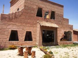 Hotel near Bolivia