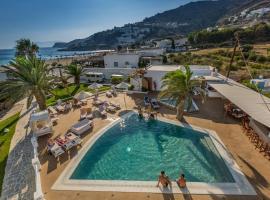 מלון צילום: Hotel Aegeon
