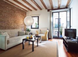 Hotel photo: Inside Barcelona Apartments Esparteria