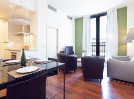 Fotos de Hotel: Inside Barcelona Apartments Mercat