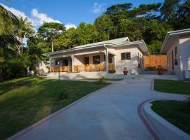 Hotel photo: Anse Soleil Beachcomber Self-Catering Chalets