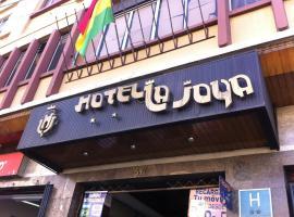 A picture of the hotel: Hotel La Joya