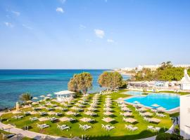 Hotel near Tunisko