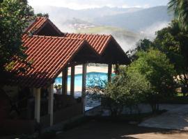 Hotel photo: Pousada Lambari Montanha Hotel