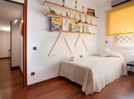 Hotel fotoğraf: Akira Flats Sant Pau apartments
