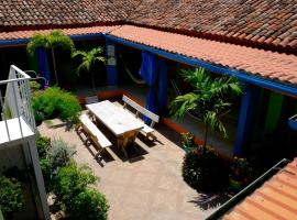 A picture of the hotel: Hostal Casa Verde