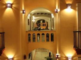 Hotel near Oaxaca