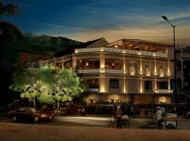 Hotel fotoğraf: FCC Phnom Penh Boutique Hotel