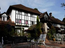 Hotel photo: The Smokehouse Hotel & Restaurant Cameron Highlands