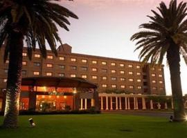 Hotel near Botswana