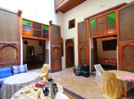 Hotel photo: Riad Mikou