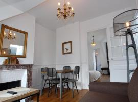 Hotel Photo: Appart'Tourisme Paris Porte de Versailles