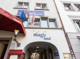 Хотел снимка: Altstadt Hotel Magic Luzern