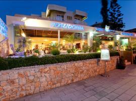 מלון צילום: Poseidonia Apartments