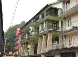 A picture of the hotel: Eco Hostel Republik
