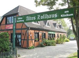 Hotel photo: Altes Zollhaus am Klinikum