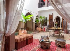 Hotel photo: Riad Kamar Zamane