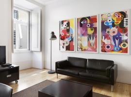 Hotel kuvat: Hello Lisbon Cais do Sodre Apartments
